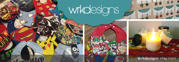 WRKDesigns Etsy Shop