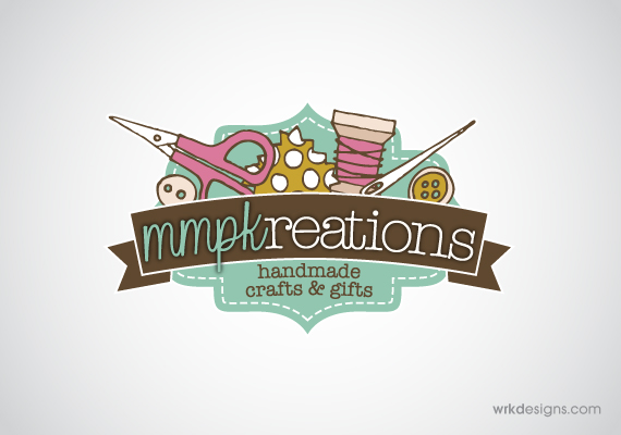 MMPKreations Logo Design - WRKDesigns