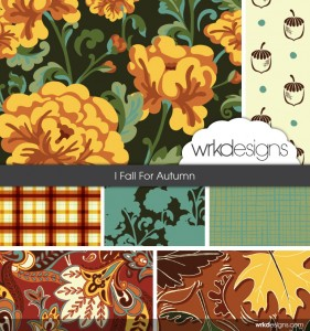 I Fall For Autumn Collection - WRKDesigns