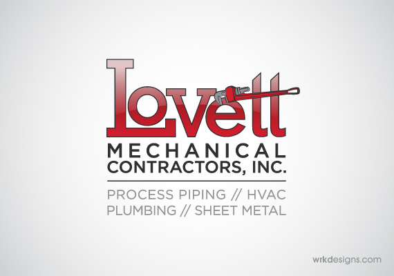 Lovett Logo Design - WRKDesigns