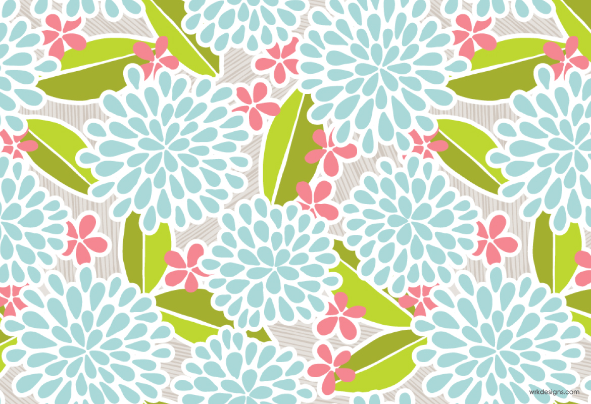 Lela 5.3wd - WRKDesigns Surface Pattern Design